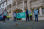 Protest against Heathrow's Expansion