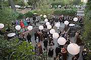 Harvest Festival dinner at V. Sattui Winery, in St. Helena, Napa Valley, California.