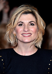 Jodie Whittaker attending the National Television Awards 2018 held at the O2 Arena, London. PRESS ASSOCIATION Photo. Picture date: Tuesday January 23, 2018. See PA story SHOWBIZ NTAs. Photo credit should read: Matt Crossick/PA Wire