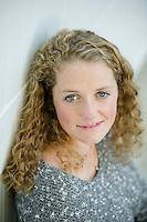Julia Harris senior portrait session.  ©2015 Karen Bobotas Photographer