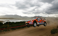 Motor<br /> WRC Rally<br /> Foto: DPPI/Digitalsport<br /> NORWAY ONLY<br /> <br /> MOTORSPORT - WRC 2009 - RALLY ARGENTINA - CORDOBA (ARG) - 23/04 TO 26/04/2009 <br /> <br /> HENNING SOLBERG (NOR) - CATO MENKERUD / FORD FOCUS RS WRC 07 STOBART M-SPORT - ACTION