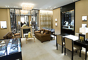 Chanel boutique in Peninsula hotel in Shanghai, on December 3, 2009. Chanel's Peninsula hotel boutique is the largest Chanel store in China and was opened on December 3. Photo by Lucas Schifres/Pictobank