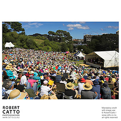 The Vector Wellington Orchestra (formerly Wellington Sinfonia) perform a concert entitled 'An Afternoon In Provence' at Government House, Wellington New Zealand.