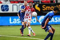 Fotball<br /> Tippeliga 2016<br /> Tromsø IL vs Stabæk 24.07.2016<br /> Marcus Nilsson, StabækSofiane Moussa, Tromsø<br /> Foto: Tom Benjaminsen / Digitalsport