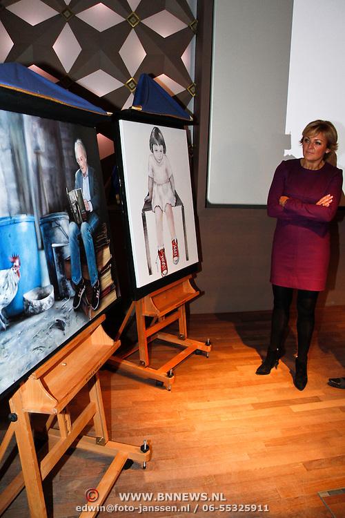 NLD/Hilversum/20111206- Perspresentatie Sterren op het Doek,