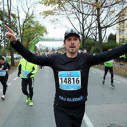 20141026: SLO, Athletics - 19th Ljubljana Marathon 2014 / 19. Ljubljanski maraton 2014 - 10km run