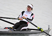 Eton, Great Britain, GBR W1X, Anna WATKINS,  at the start of the Sat afternoon Semi-final, 2010 GBRowing Trials, Dorney Lake. Berks. Saturday  16:34:21 [Mandatory Credit. Peter Spurrier/Intersport Images]