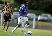 Fotball, treningskamp, Egersund, <br /> EIK - Birmingham City FC , (2-0),<br /> Jermaine Pennant,<br /> Foto: Sigbjørn Andreas Hofsmo, Digitalsport
