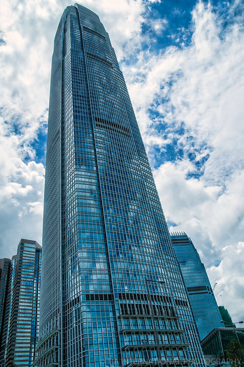 Two International Finance Centre (IFC2), 2nd Tallest Bldg in HK