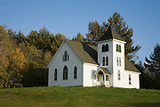 Typical New England Church