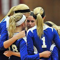 10.23.2012 Amherst vs Brunswick Varisty Volleyball