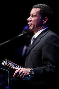 """15 November 2010- New York, NY- New York State Governor David Paterson at The National Action Network's 1st Annual Triumph Awards honoring """"Our Best"""" in the Arts, Entertainment, & Sports held at Jazz at Lincoln Center on November 15, 2010 in New York City.Photo Credit: Terrence Jennings"""