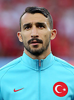 Uefa - World Cup Fifa Russia 2018 Qualifier / <br /> Turkey National Team - Preview Set - <br /> Mehmet Topal