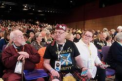 SNP Spring Conference, Saturday 27th April 2019<br /> <br /> Pictured: General view of the EICC<br /> <br /> Alex Todd | Edinburgh Elite media