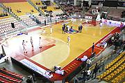 DESCRIZIONE : Roma Campionato Lega A 2013-14 Acea Virtus Roma Banco di Sardegna Sassari<br /> GIOCATORE :  palazzetto<br /> CATEGORIA : ritratto pre game<br /> SQUADRA : <br /> EVENTO : Campionato Lega A 2013-2014<br /> GARA : Acea Virtus Roma Banco di Sardegna Sassari<br /> DATA : 26/12/2013<br /> SPORT : Pallacanestro<br /> AUTORE : Agenzia Ciamillo-Castoria/M.Simoni<br /> Galleria : Lega Basket A 2013-2014<br /> Fotonotizia : Roma Campionato Lega A 2013-14 Acea Virtus Roma Banco di Sardegna Sassari <br /> Predefinita :