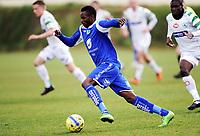 Fotball , 8. mars 2011, Privatkamp La Manga<br /> Haugesund - Løv-Ham 2-0<br /> <br /> Umaru Bangura , Haugesund