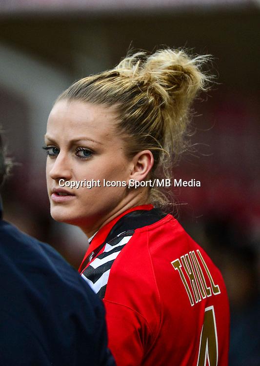 Melissa THILL - 25.01.2015 - Reims / Lens  - 22eme journee de Ligue1<br /> Photo : Dave Winter / Icon Sport *** Local Caption ***