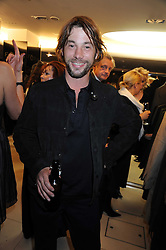 JAY KAY at the Form Menswear launch at Harrod's, London on 2nd October 2008.
