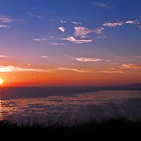 Sunset at the Headlands, Dana Point California