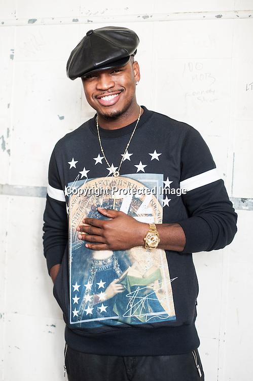 Rapper Ne-Yo, Washington DC, 2013