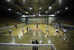 Handball game between women team RK Olimpija vs ZRK Brezice at 1st round of National Championship, on September 13, 2008, in Arena Tivoli, Ljubljana, Slovenija. Olimpija won 41:17. (Photo by Vid Ponikvar / Sportal Images)