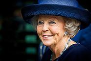 Prinses Beatrix op Wereld Parkinson Dag aanwezig bij symposium ter gelegenheid van 40-jarig bestaan