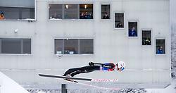 31.12.2014, Olympiaschanze, Garmisch Partenkirchen, GER, FIS Ski Sprung Weltcup, 63. Vierschanzentournee, Qualifikation, im Bild Marinus Kraus (GER) // during qualification Jump of 63rd Four Hills Tournament of FIS Ski Jumping World Cup at the Olympiaschanze, Garmisch Partenkirchen, Germany on 2014/12/31. EXPA Pictures © 2014, PhotoCredit: EXPA/ JFK