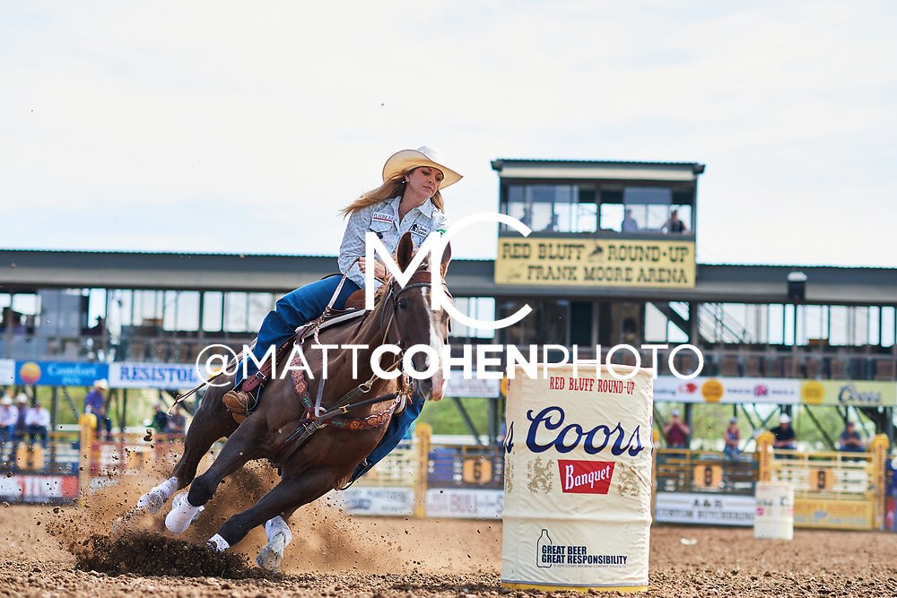Jessie Telford, Red Bluff 2019<br /> <br /> <br />   <br /> <br /> <br /> File shown may be an unedited low resolution version used as a proof only. All prints are 100% guaranteed for quality. Sizes 8x10+ come with a version for personal social media. I am currently not selling downloads for commercial/brand use.