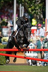 Azcarraga Jaime (MEX) - Presley Boy<br /> CN International Grand Prix<br /> Spruce Meadows Masters - Calgary 2009<br /> © Dirk Caremans