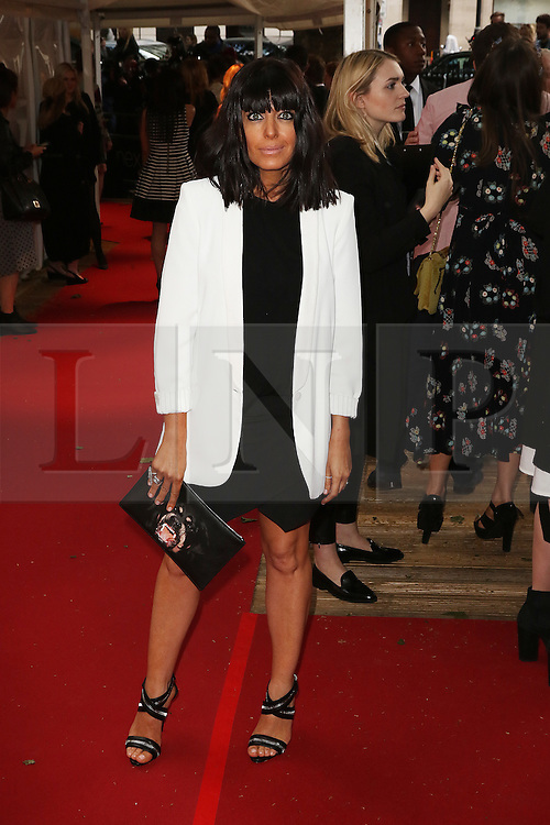 Claudia Winkleman, Glamour Women of the Year Awards, Berkeley Square Gardens, London UK, 02 June 2014, Photos by Richard Goldschmidt /LNP © London News Pictures