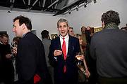 SIR STUART ROSE, Miles Aldridge exhibition. Hamiltons. Carlos Place, London.  31 March 2009