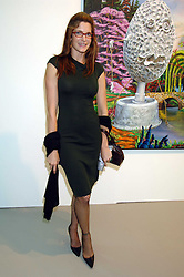 Model STEPHANIE SEYMOUR at the opening of Frieze Art Fair 2007 held in regent's Park, London on 10th October 2007.<br />