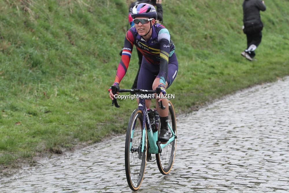 29-02-2020: Wielrennen: Omloop Nieuwsblad: Ninove: Hannah Barnes