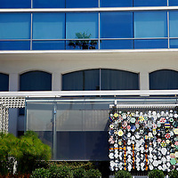 USA, California, Los Angeles. Andaz West Hollywood Hotel, renovated 2006.