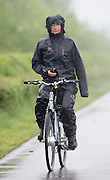 Caversham, Nr Reading, Berkshire.<br /> Mark BANKS, coaching in the rain<br /> GBRowing Media Day.<br /> <br /> Wednesday 11.05.2016<br /> <br /> [Mandatory Credit: Peter SPURRIER/Intersport Images]