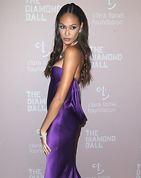 September 14, 2018 - New York City, New York, USA - 9/13/18.Joan Smalls at Rihanna''s 4th Annual Diamond Ball held at Cipriani Wall Street in New York City..(NYC) (Credit Image: © Starmax/Newscom via ZUMA Press)