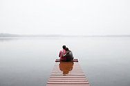 Grace + Joe :: Eagle River, Wisconsin Engagement Photography