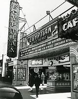 1938 Egyptian Theater