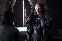 September 1, 2017 - Maisie Williams, Sophie Turner..'Game Of Thrones' (Season 7) TV Series - 2017 (Credit Image: © Hbo/Entertainment Pictures via ZUMA Press)