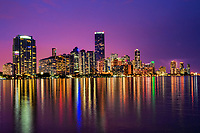 Miami - Brickell Skyline