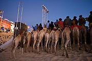 Essakane, Mali, West Africa, 2009 -  At the Festival au Desert music festival