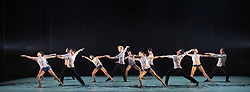 Northern Ballet <br /> Contemporary Cuts 2021 <br /> at Sadler's Wells, London, Great Britain <br /> 11th June 2021 <br /> Rehearsal <br /> Ballet is back for 2021 with this exciting compilation of world-class dance from Northern Ballet.<br /> <br /> <br /> <br /> For An Instant by Amaury Lebrun <br /> <br /> <br /> Contemporary Cuts 2021 <br /> Runs 11th & 12th June 2021 <br /> <br /> <br /> <br /> Photograph by Elliott Franks