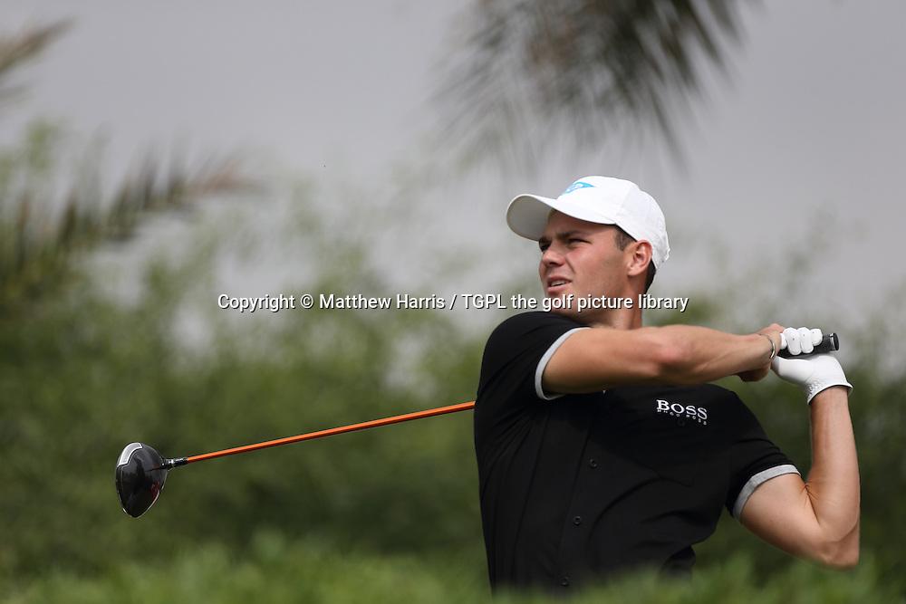 Sergio GARCIA (ESP) during fourth round HSBC Abu Dhabi Championship 2014,Abu Dhabi Golf Club,Abu Dhabi,UAE.
