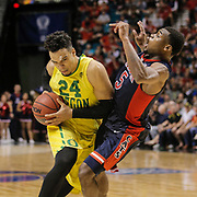 Mar 11, 2016  Las Vegas, NV : Oregon F # 23 Dillon Brooks scored 19 points 8 rebounds and 6 assist during the NCAA Pac 12 Men's Basketball Tournament between Oregon Ducks and the Arizona Wildcats 95-89 overtime win at MGM Grand Garden Arena Las Vegas, NV.  Thurman James / CSM