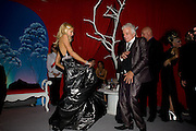 NICKY HASLAM; PARIS HILTON, Nicky Haslam party for Janet de Botton and to celebrate 25 years of his Design Company.  Parkstead House. Roehampton. London. 16 October 2008.  *** Local Caption *** -DO NOT ARCHIVE-© Copyright Photograph by Dafydd Jones. 248 Clapham Rd. London SW9 0PZ. Tel 0207 820 0771. www.dafjones.com.