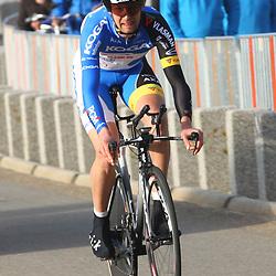 Olympia's Tour 2013 proloog Katwijk Jim van den Berg