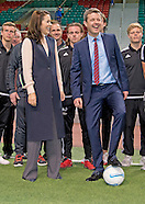 CROWNPRINCESS MARY AND CROWNPRINCE FREDERIK VISIT QATAR DAY 1