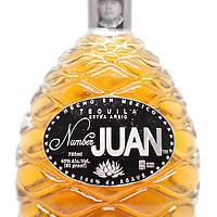 Number Juan Tequila Extra Añejo -- Image originally appeared in the Tequila Matchmaker: http://tequilamatchmaker.com