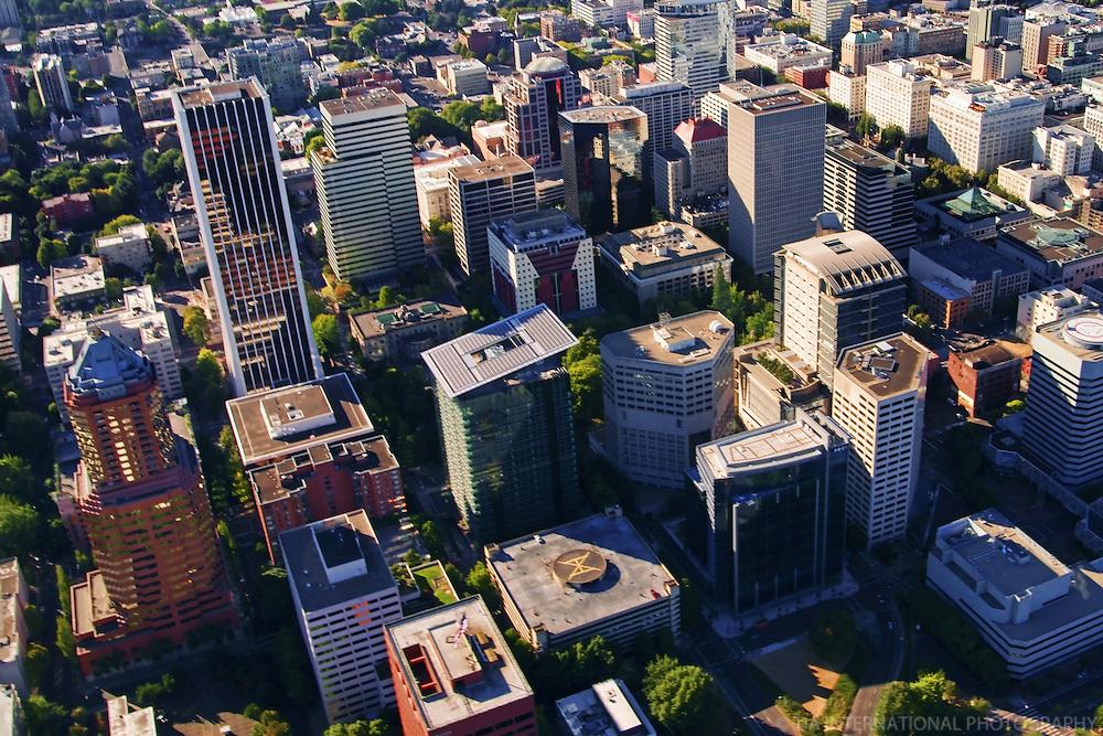 Portland, Downtown Core