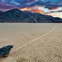 Racetrack Playa - Death Valley National Park